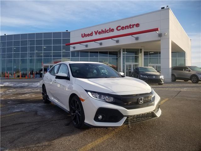 2018 Honda Civic Sport (Stk: 2200212A) in Calgary - Image 1 of 28