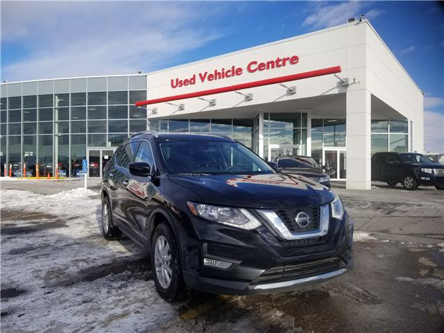 2019 Nissan Rogue SV (Stk: U204050) in Calgary - Image 1 of 28