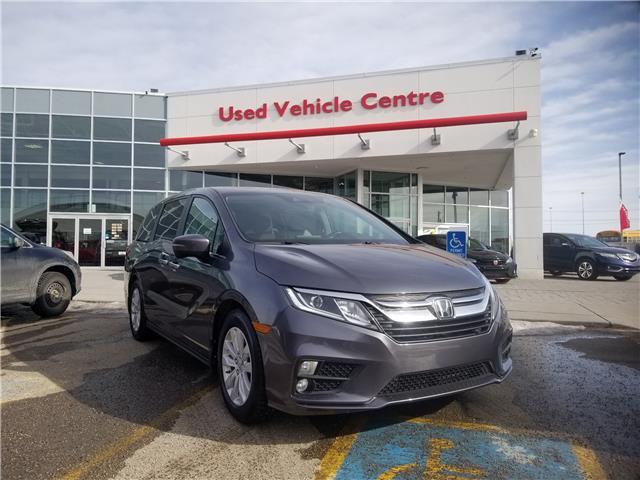 2018 Honda Odyssey EX (Stk: 2180000S) in Calgary - Image 1 of 30