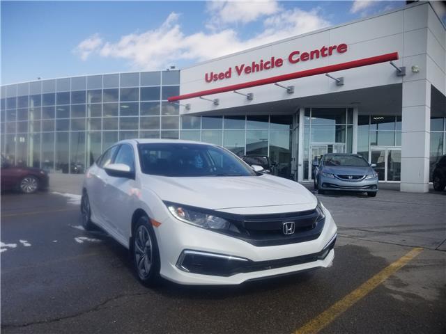2019 Honda Civic LX (Stk: U204094) in Calgary - Image 1 of 24