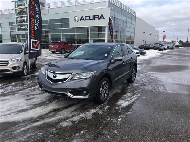 2017 Acura RDX Elite (Stk: A4105) in Saskatoon - Image 1 of 20