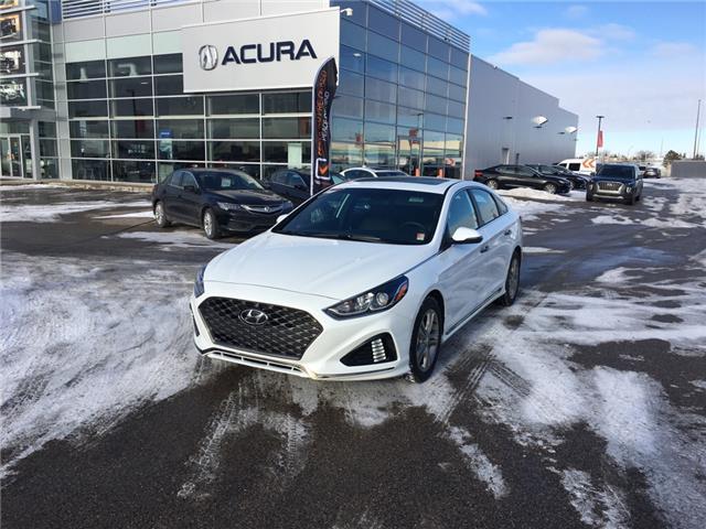 2019 Hyundai Sonata ESSENTIAL (Stk: A4104) in Saskatoon - Image 1 of 18