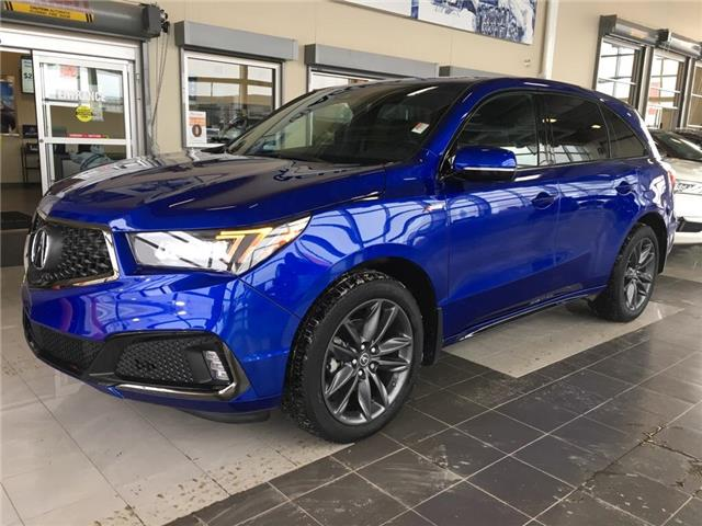 2019 Acura MDX A-Spec (Stk: A4139) in Saskatoon - Image 1 of 22