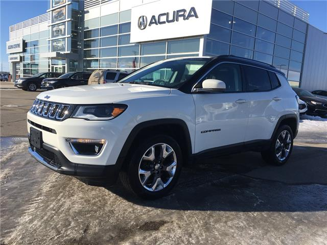 2018 Jeep Compass Limited (Stk: A4172) in Saskatoon - Image 1 of 18