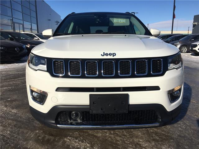 2018 Jeep Compass Limited (Stk: A4172) in Saskatoon - Image 2 of 18