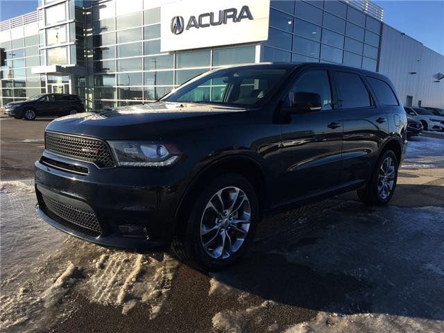 2019 Dodge Durango GT (Stk: A4180) in Saskatoon - Image 1 of 19