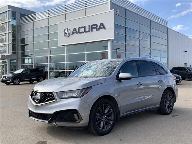 2019 Acura MDX A-Spec 5J8YD4H01KL800070 A4194 in Saskatoon