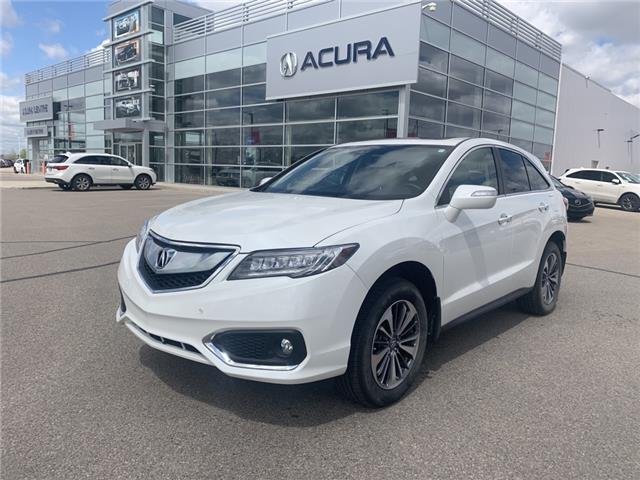 2018 Acura RDX Elite (Stk: A4214) in Saskatoon - Image 1 of 23