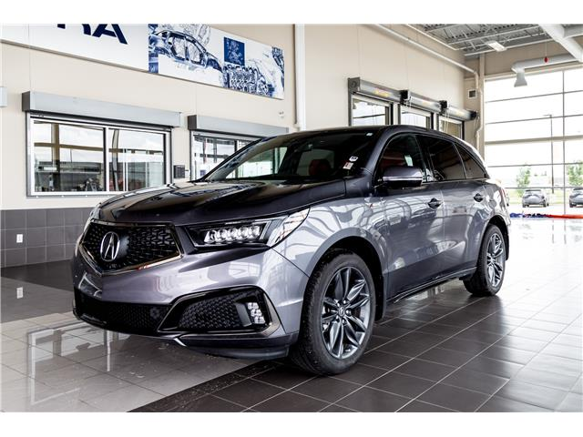 2019 Acura MDX A-Spec (Stk: 49199) in Saskatoon - Image 1 of 25