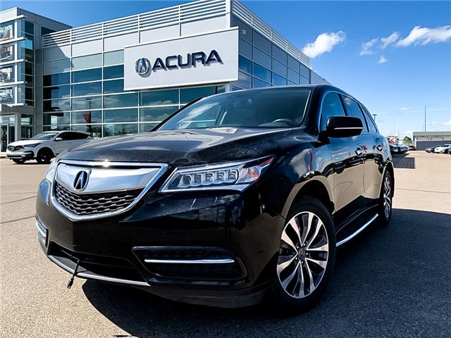2015 Acura MDX Navigation Package (Stk: A4139A) in Saskatoon - Image 1 of 17
