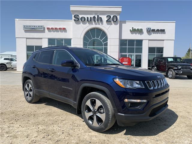 2019 Jeep Compass North (Stk: 32472) in Humboldt - Image 1 of 28