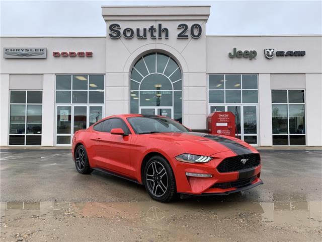 2019 Ford Mustang  1FA6P8TH6K5103022 32414AA in Humboldt
