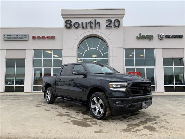 2020 RAM 1500 Rebel (Stk: 32570) in Humboldt - Image 1 of 24