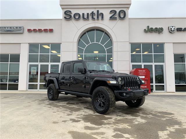 2020 Jeep Gladiator Rubicon (Stk: 32580) in Humboldt - Image 1 of 22
