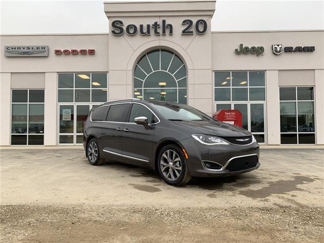 2020 Chrysler Pacifica Limited (Stk: 32585) in Humboldt - Image 1 of 26