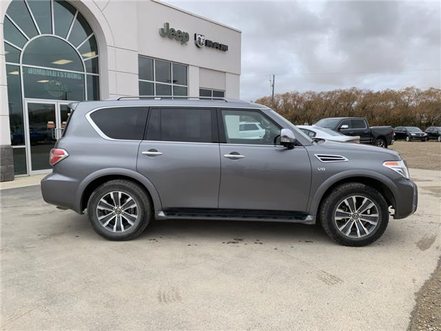 2018 Nissan Armada  (Stk: 32651A) in Humboldt - Image 2 of 8