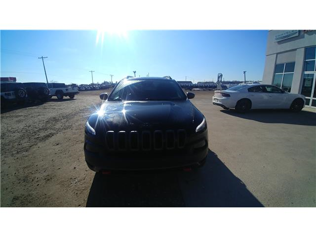 2016 Jeep Cherokee Trailhawk (Stk: B0041) in Humboldt - Image 2 of 20