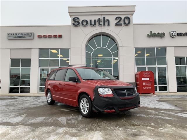 2015 Dodge Grand Caravan SE/SXT (Stk: B0056) in Humboldt - Image 1 of 20