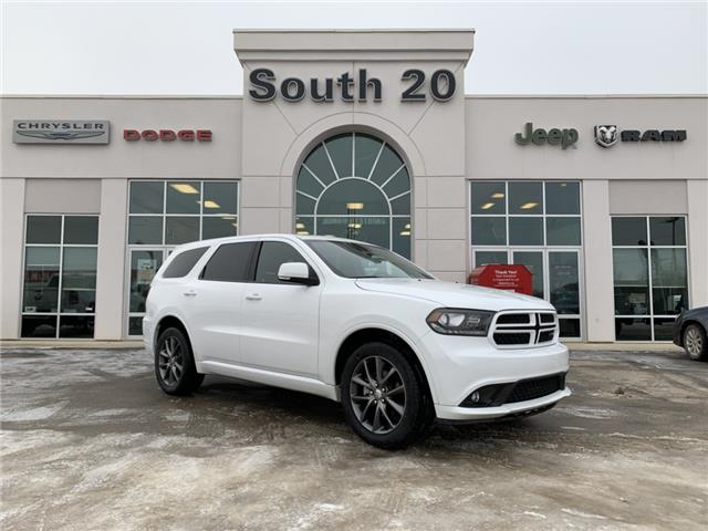 2018 Dodge Durango GT (Stk: B0062) in Humboldt - Image 1 of 27