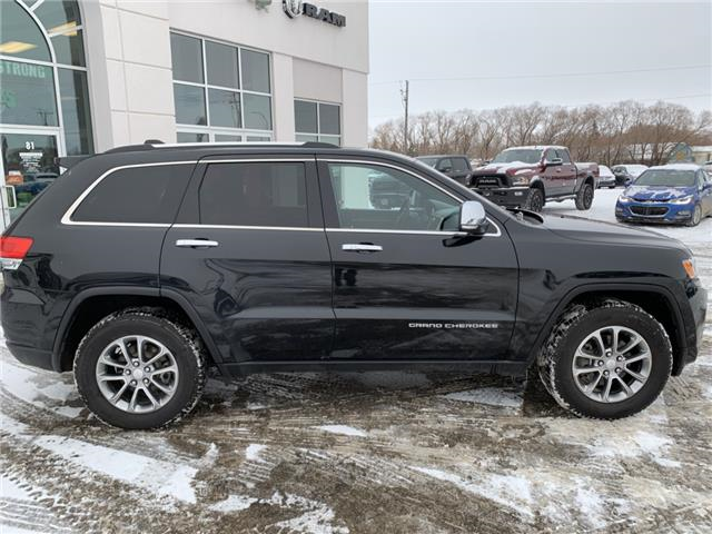 2014 Jeep Grand Cherokee Limited (Stk: B0057) in Humboldt - Image 2 of 20
