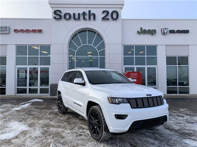 2019 Jeep Grand Cherokee Laredo (Stk: 32676) in Humboldt - Image 1 of 24