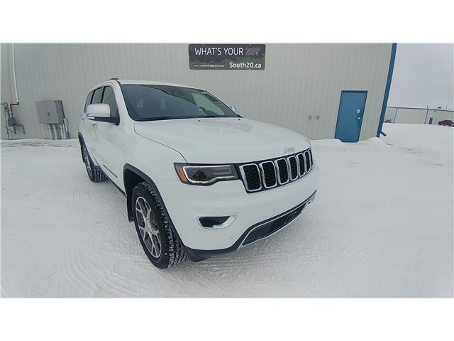 2020 Jeep Grand Cherokee Limited (Stk: 40002) in Humboldt - Image 1 of 24