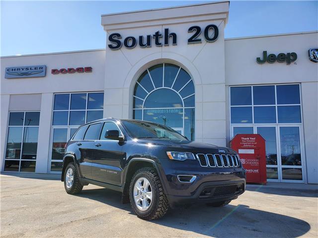 2017 Jeep Grand Cherokee Laredo 1C4RJFAGXHC617354 B0115 in Humboldt