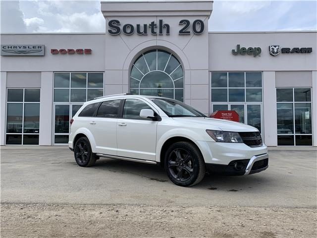 2018 Dodge Journey Crossroad (Stk: B0106) in Humboldt - Image 1 of 28