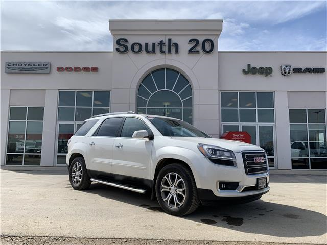 2015 GMC Acadia SLT1 (Stk: B0067A) in Humboldt - Image 1 of 26