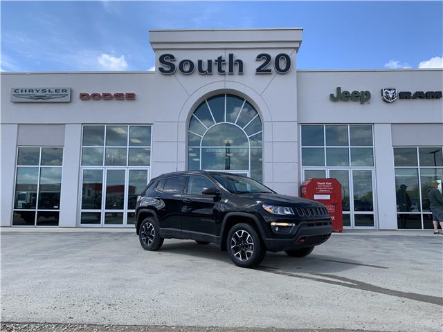 2020 Jeep Compass Trailhawk (Stk: 32606) in Humboldt - Image 1 of 26