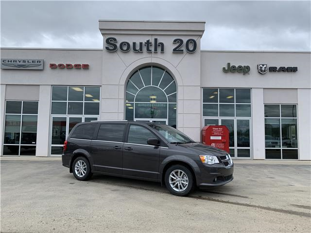2020 Dodge Grand Caravan Premium Plus (Stk: 40020) in Humboldt - Image 1 of 24