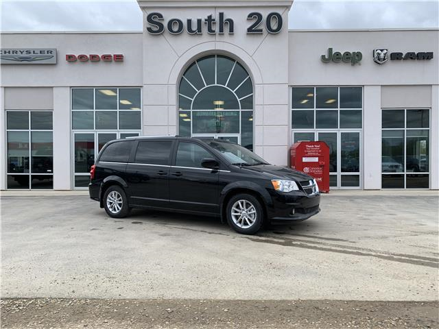 2020 Dodge Grand Caravan Premium Plus (Stk: 40021) in Humboldt - Image 1 of 24