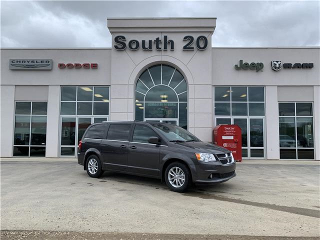 2020 Dodge Grand Caravan Premium Plus (Stk: 40027) in Humboldt - Image 1 of 23