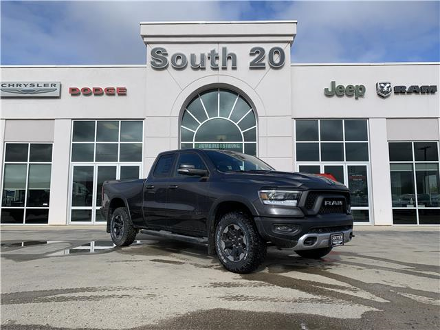 2020 RAM 1500 Sport/Rebel (Stk: 32590) in Humboldt - Image 1 of 22