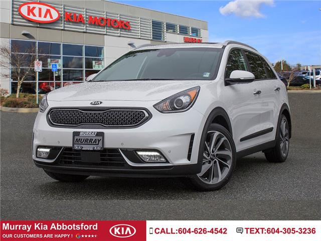 2019 Kia Niro SX Touring (Stk: NI93273) in Abbotsford - Image 1 of 26
