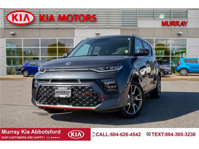 2020 Kia Soul GT-Line Limited (Stk: SL09383) in Abbotsford - Image 1 of 24