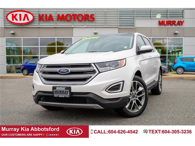 2016 Ford Edge Titanium (Stk: TL07269A) in Abbotsford - Image 1 of 20
