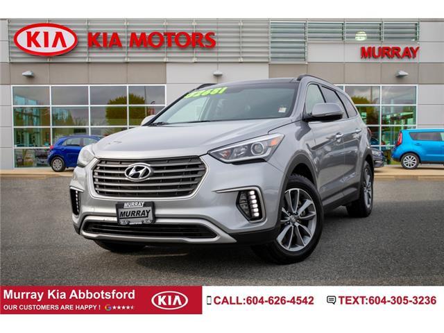 2018 Hyundai Santa Fe XL Luxury (Stk: M1373) in Abbotsford - Image 1 of 21
