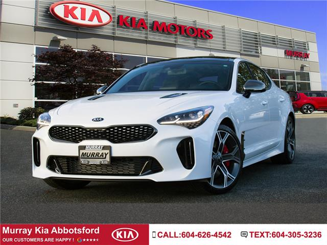 2020 Kia Stinger GT Limited w/Red Interior (Stk: ST01833) in Abbotsford - Image 1 of 10
