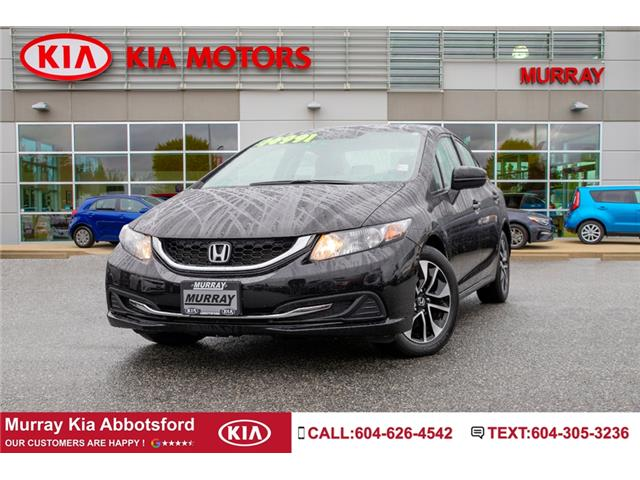2015 Honda Civic EX (Stk: M1389) in Abbotsford - Image 1 of 23