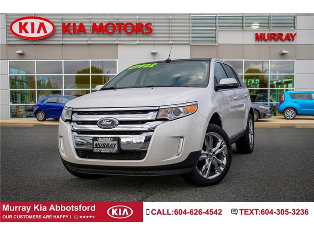2014 Ford Edge Limited (Stk: M1394) in Abbotsford - Image 1 of 24
