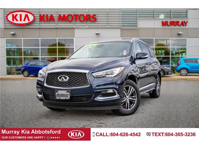 2019 Infiniti QX60 Pure (Stk: M1406) in Abbotsford - Image 1 of 23