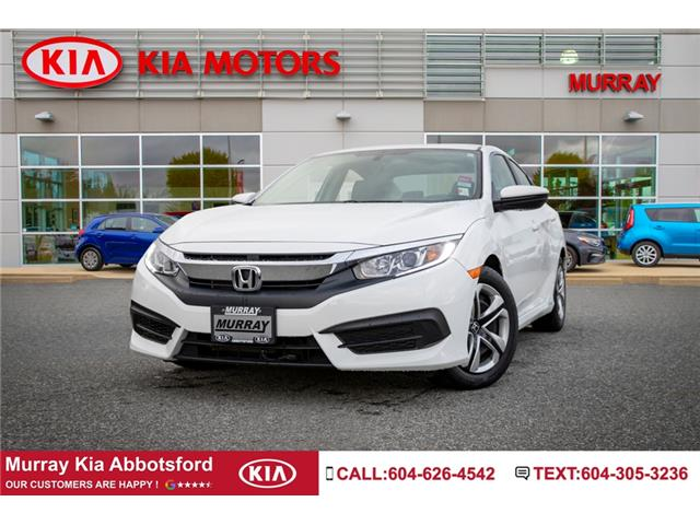 2016 Honda Civic LX (Stk: M1411) in Abbotsford - Image 1 of 20
