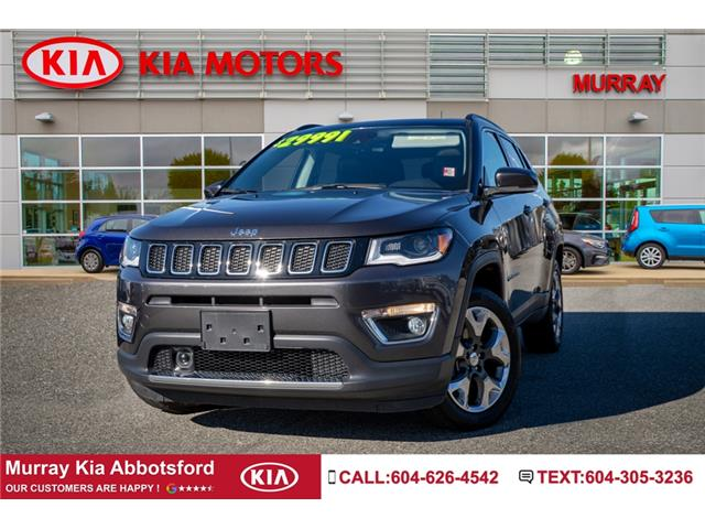 2018 Jeep Compass Limited (Stk: M1417) in Abbotsford - Image 1 of 23