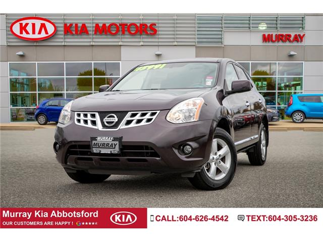 2013 Nissan Rogue S (Stk: M1418) in Abbotsford - Image 1 of 20