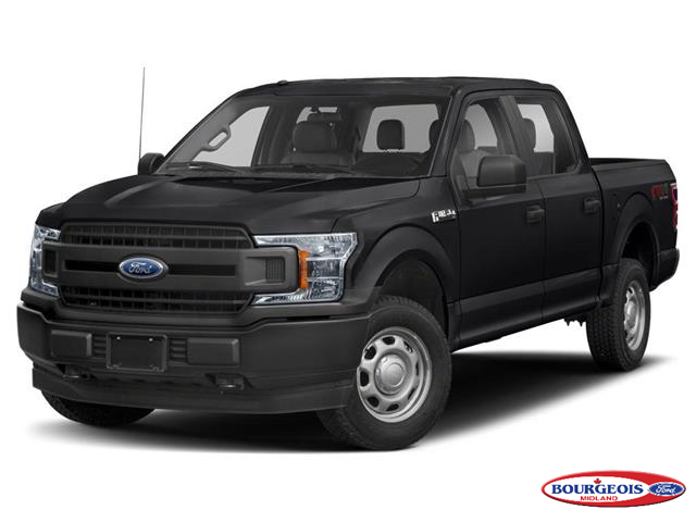 2019 Ford F-150 Lariat (Stk: 019T85) in Midland - Image 1 of 9