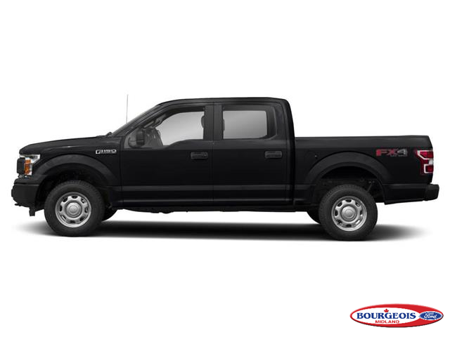 2019 Ford F-150 Lariat (Stk: 019T85) in Midland - Image 2 of 9