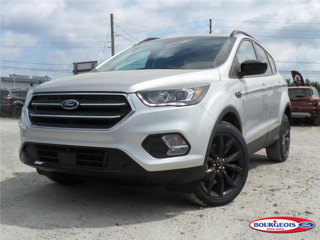 2018 Ford Escape SE (Stk: 18T901) in Midland - Image 1 of 13