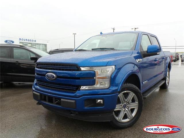 2018 Ford F-150 Lariat (Stk: 18T1457) in Midland - Image 1 of 21
