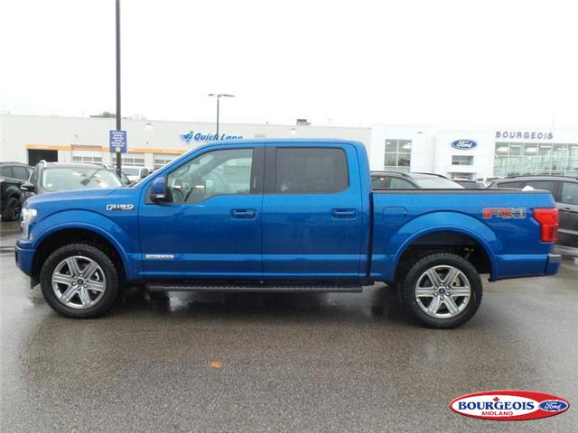 2018 Ford F-150 Lariat (Stk: 18T1457) in Midland - Image 2 of 21